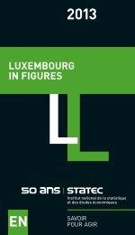 Luxembourg en chiffres 2013