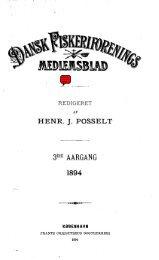 Dansk Fiskeriforenings Medlemsblad 1894 - Runkebjerg.dk