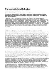 Nyborgs Kronik i Jyllands-Posten - Professor Emeritus Dr. Phil ...