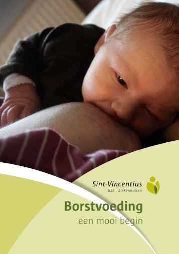 Borstvoeding.pdf (401 Kb) - GasthuisZusters Antwerpen