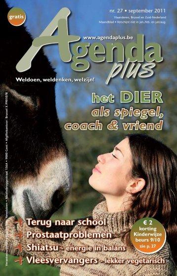 Vlaanderen, Brussel en Zuid-Nederland - Agenda Plus