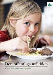 Den offentliga måltiden - LRF