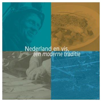 Nederland en vis, een moderne traditie - Productschap vis