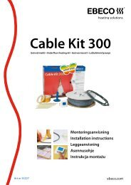 Cable Kit 300 - Byggmax