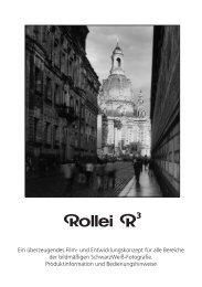 Rollei R³ - HANS O. MAHN & CO. KG