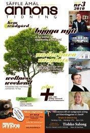bygga nytt - svensk annonstidning