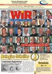 QM [MPMV MQOMV\TQKP i ... - Das WIR-Magazin im Gerauer Land