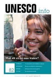 Wat zit er in ons water? - UNESCO Platform Vlaanderen