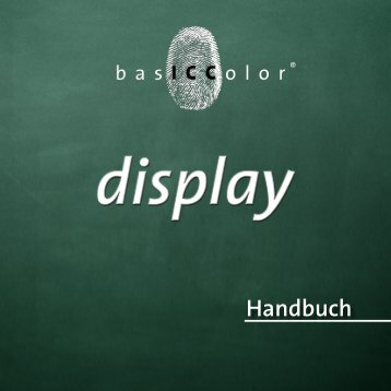 basiccolor display 5