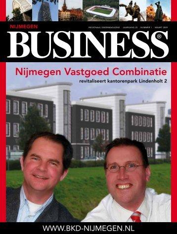 Nijmegen Vastgoed Combinatie revitaliseert kantorenpark ...