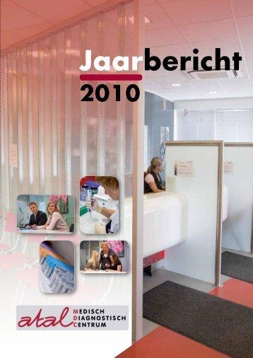 Jaarbericht 2010 (PDF) - ATAL-mdc