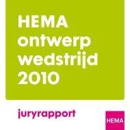 download rapport - HEMA ontwerpwedstrijd