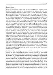 Het leven en sterven van Justus Vermeer (door ds ... - Gekrookte Riet