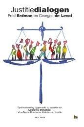 Justitiedialogen - Federale Overheidsdienst Justitie
