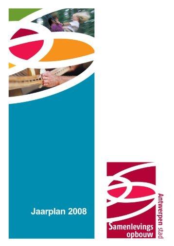 jaarplan 2008 (pdf) - RISO-antwerpen