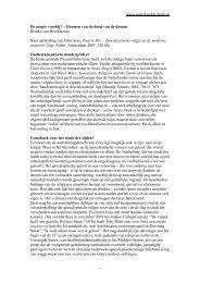 bespreking - Rijnland weblog