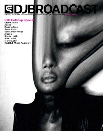 DJB Hotshop Special - DJBroadcast
