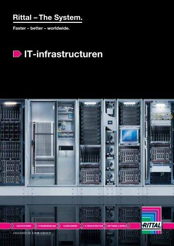IT-infrastructuren - Rittal