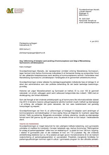 Svar på Folder.pdf - Grundejerforeningen Marselis