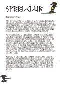 kampboekje - Chiro Lore - Page 5
