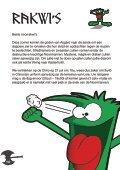 kampboekje - Chiro Lore - Page 7
