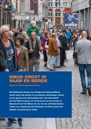 Download flyer (pdf) - Nibud