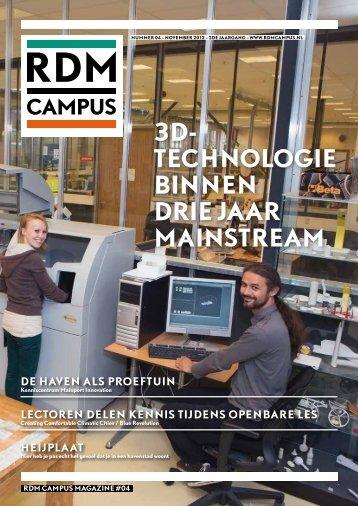 RDM Campus Magazine #04