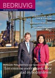'Een enorme meerwaarde voor stad én bedrijfsleven' - De Winter ...