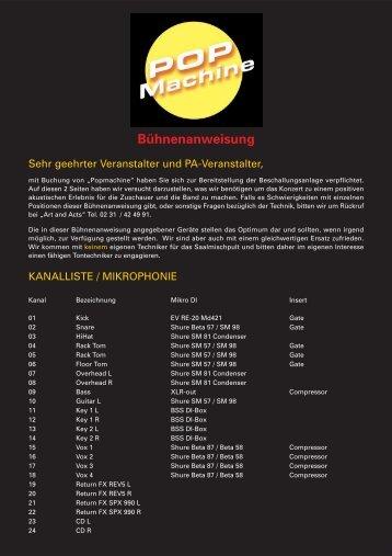 PDF der Bühnenanweisung als Download