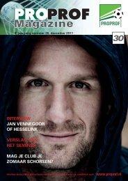 ProProf Magazine nummer 30
