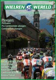 -De website van het Zeeuwse en Professionele wielrennen.