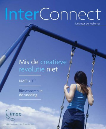 InterConnect 23 - Imec