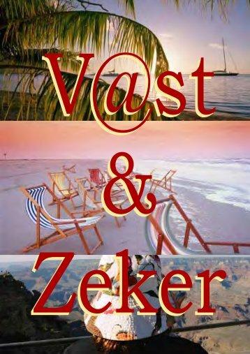 V@st & Zeker (jun-2007) - Christelijke Jeugdkampen