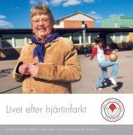 Livet efter hjärtinfarkt - Hjärt- och Lungsjukas Riksförbund