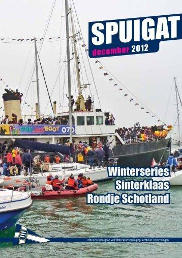 Winterseries Sinterklaas Rondje Schotland - Jachtclub Scheveningen