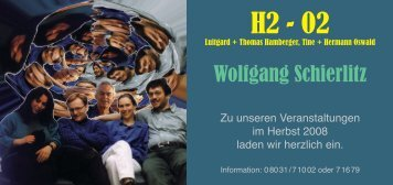 Wolfgang Schierlitz - Hamberger, Thomas