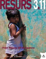 Från Alnarp till Bangalore - SLU