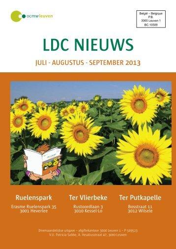 LDC Ter Putkapelle - OCMW Leuven