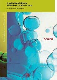 Arcares, 2002 - Agora landelijk ondersteuningspunt palliatieve zorg