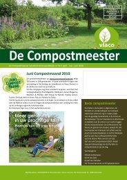 De Compostmeester 54 april - mei - juni 2010 - Vlaco