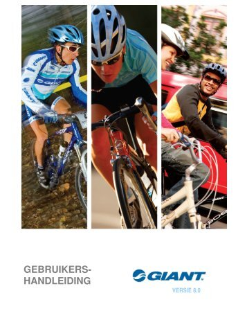 Handleiding Giant Algemeen - Internet Bikes