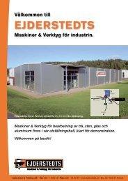 Välkommen till EJDERSTEDTS Maskiner & Verktyg för industrin ...