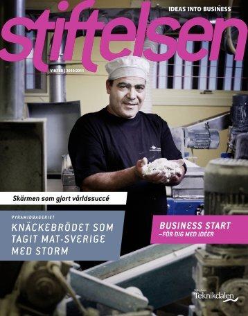 KnäcKebrödet som tagit mat-sverige med storm - Skribent Ewa ...