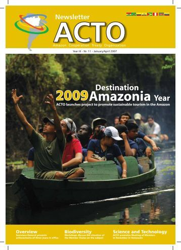 Amazonia Year - Guyana Tourism Authority
