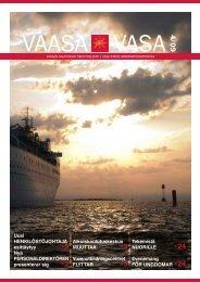 Kaupungin tiedotuslehti 4/2009 - Vaasa