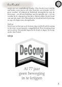 GongVox 2005 - De Gong - Page 5