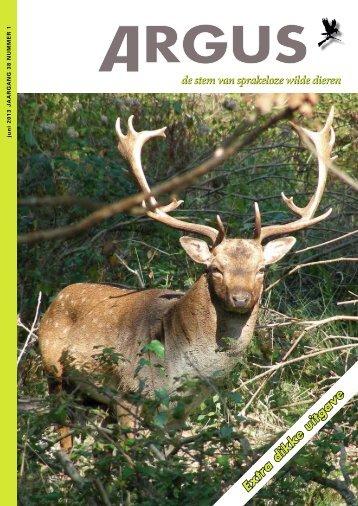 Download dit nummer als PDF - De Faunabescherming