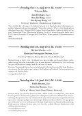Ro og fordybelse 2011 - Vildmosekoncerter - Page 2