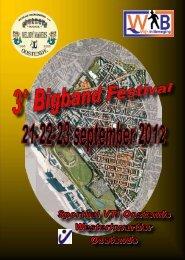 zaterdag 22 september 2012 - 4de Bigbandfestival Oostende