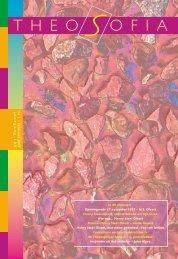 Jaargang 108, nummer 1, Februari 2007 (PDF) - Theosofische ...